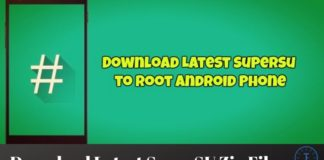 How to Download Latest SuperSU Zip File for Rooting Android Phone