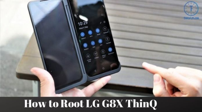 How to Root LG G8X ThinQ