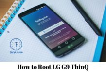 How to Root LG G9 ThinQ