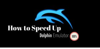 How to Speed Up Dolphin Emulator