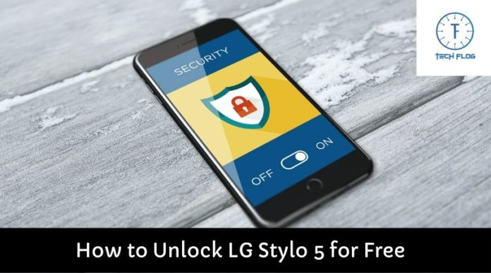 Unlock Stylo LG 5