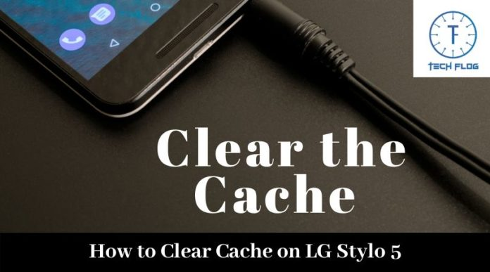 How to Clear Cache on LG Stylo 5