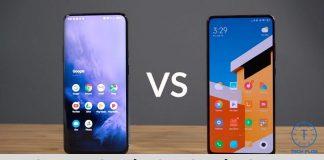 Compare OnePlus 8 Vs OnePlus 8 Pro
