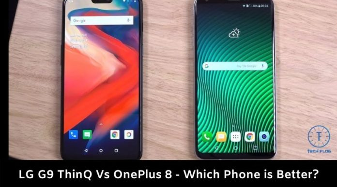 LG G9 ThinQ Vs OnePlus 8 - Which Phone is Better_