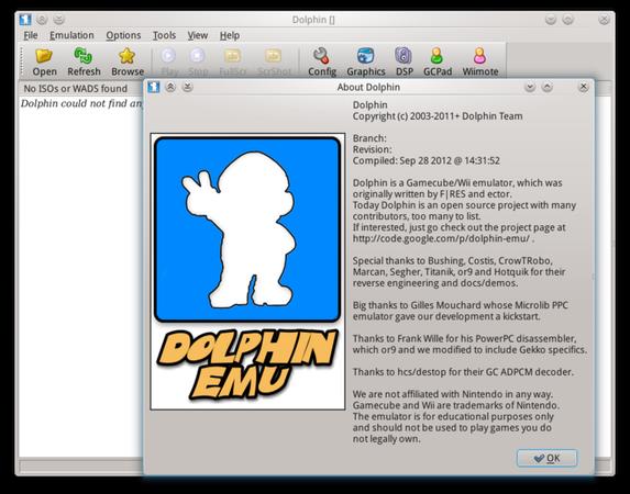 install Dolphin Emulator