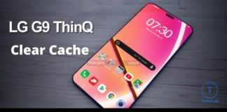How to Clear Cache on LG G9 ThinQ (Step By Step)