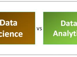 Data Analytics Vs Data Analysis