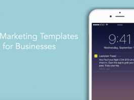 Marketing SMS Message Templates
