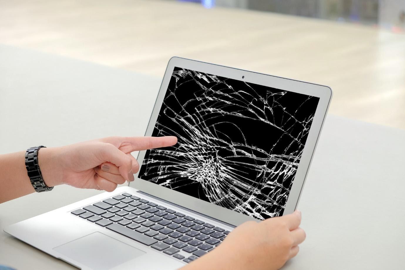 Replace a Broken Laptop Screen