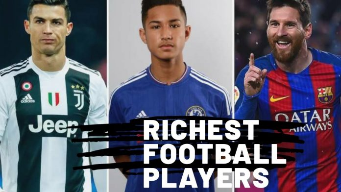 The Richest Football Players