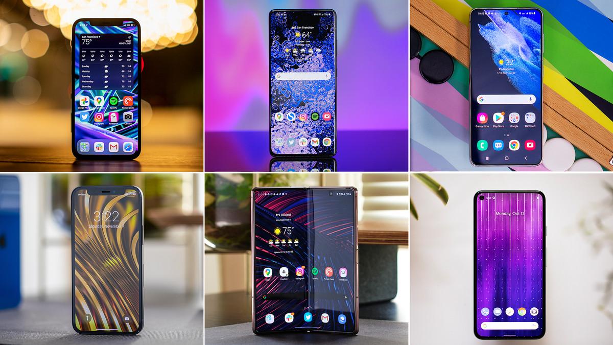 2021 Phones Got the Longest Battery Life