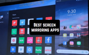 Screen Mirroring Apps